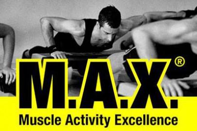 Ajándék M.A.X. edzés az előnevezett futók részére